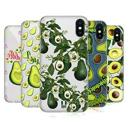 HEAD CASE DESIGNS ALL ABOUT AVOCADOS HARD BACK CASE FOR APPL