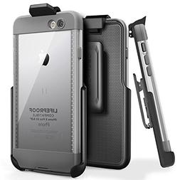 Belt Clip Holster For Life Proof FRE Case For iPhone 6s Plus