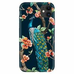 Blingy's iPhone 11  Case, Shockproof High Definition Floral