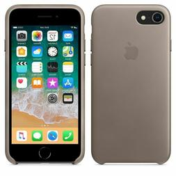 Brand NEW Genuine Apple iPhone 8 / iPhone 7 Leather Case - T