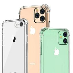 Case For iPhone 11/11 Pro/7/8/Xs Max Ultra Slim Crystal Prot