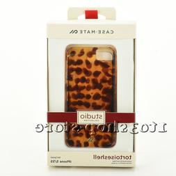 Case Mate Case-Mate iPhone 5 Tortoise shell - Brown - MTLP -