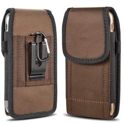 cell phone pouch nylon holster case