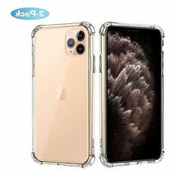 MoKo Compatible with iPhone 11 Pro Max Case,  Reinforced Cor