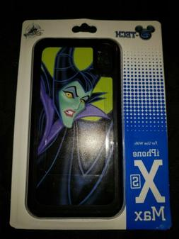 Disney Parks DTech iPhone XS Max Notorious Maleficent  Phone