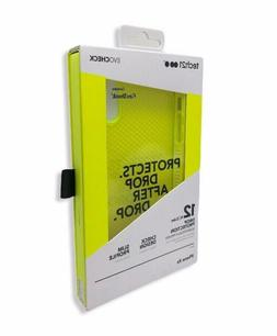 Tech21 Evo Check Case for Apple iPhone XR - Neon Yellow NEW