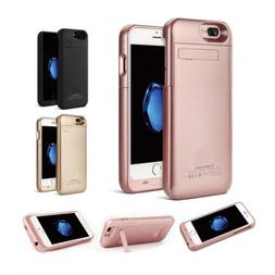 External Portable Battery Charger Power Case Cover for iPhon