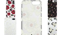 Kate Spade New York Floral Hard Shell Case for iPhone  - New