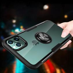 For iPhone 11/12 Mini /Pro/ Pro Max Clear Case Shockproof Pr