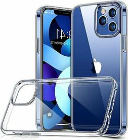 For iPhone 11 / 12 Mini / 12 Pro Max Clear Soft Case Shockpr