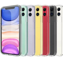 For iphone 11 Pro Max 6.1'' Case Shockproof Clear Crystal So