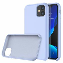 iphone 11 case raxfly soft silicone protective