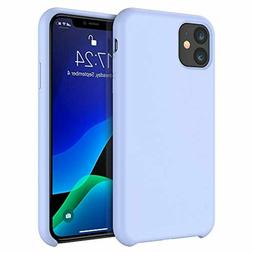 iPhone 11 Case RAXFLY Soft Silicone Protective Case for Appl