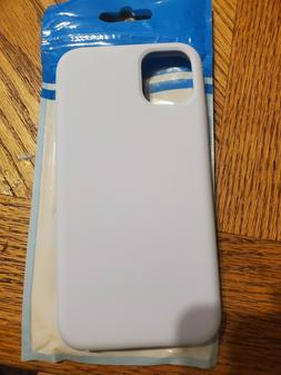 """iPhone 11 Case Soft Silicone Protective Case for Apple 6.1"""""""
