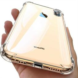 iPhone 11 Pro 6 6s 7 8 Plus X XR XS MAX Hybrid Shockproof Th