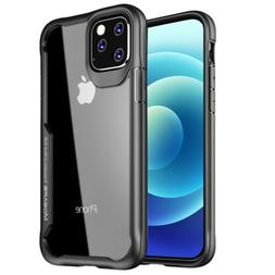 For iPhone 12 Mini, 12 Pro, 12 Pro Max Case CRYSTAL CLEAR Ul