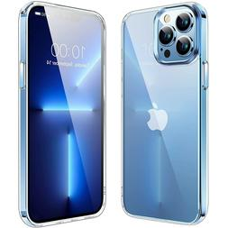 For iPhone 13 Pro Max/13 Pro/13 Mini Case Clear Crystal Cove