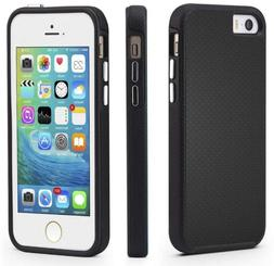 Cellever Iphone 5/5S/Se Case, Dual Guard Protective Shock-Ab