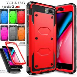 For iPhone 6 / 6S 7 8 Plus Phone Case Hybrid Shockproof Armo