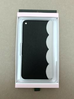 KATE SPADE Scallops ColorBlock iPhone XS Max Leather WRAP FO