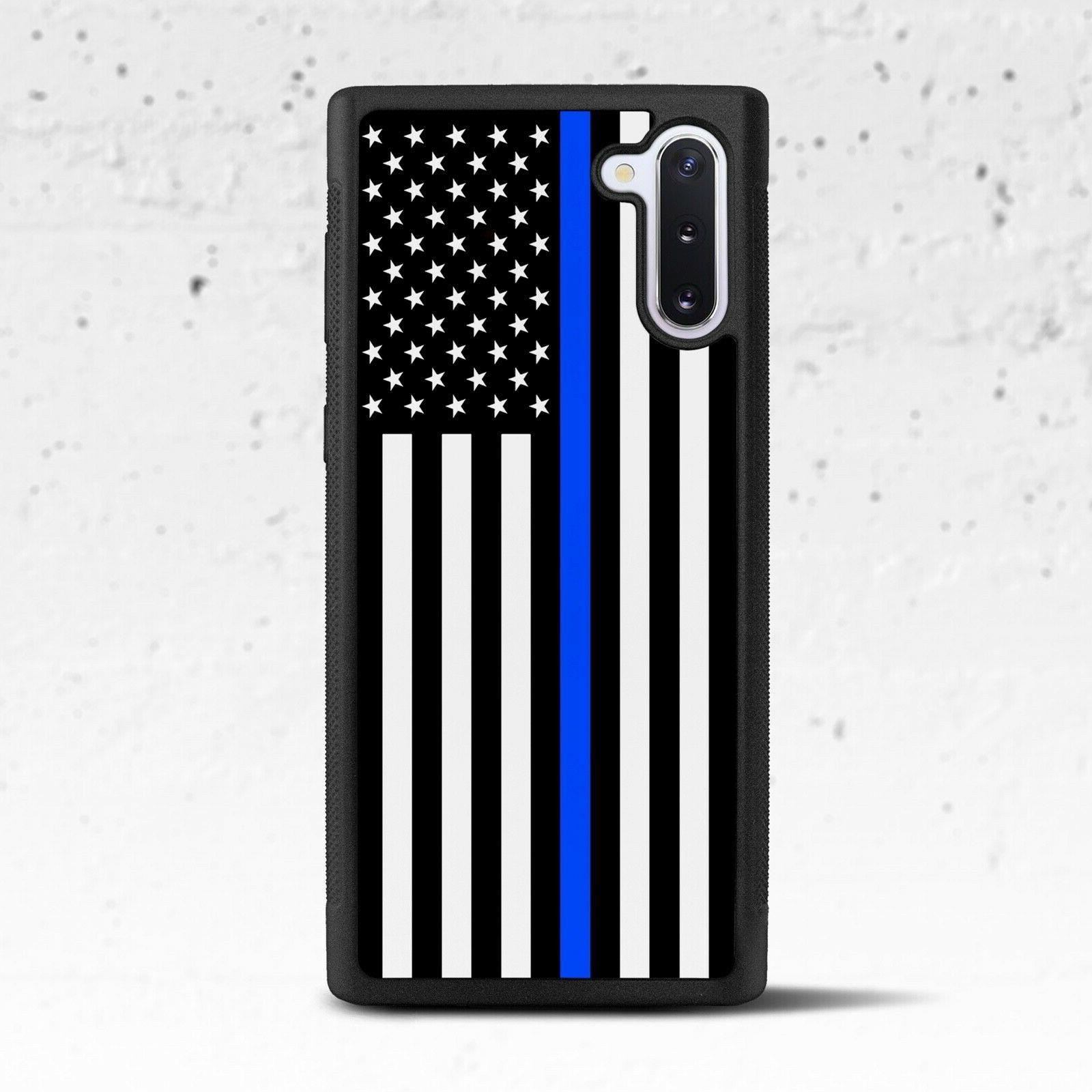 A Thin Police Phone for iPhone Samsung Galaxy S &
