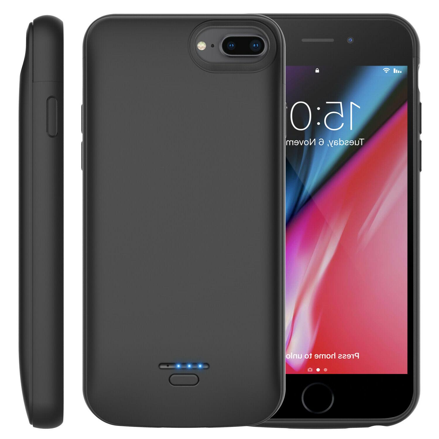 For Apple iPhone 7/7 Plus/8/8 Case Power Cover