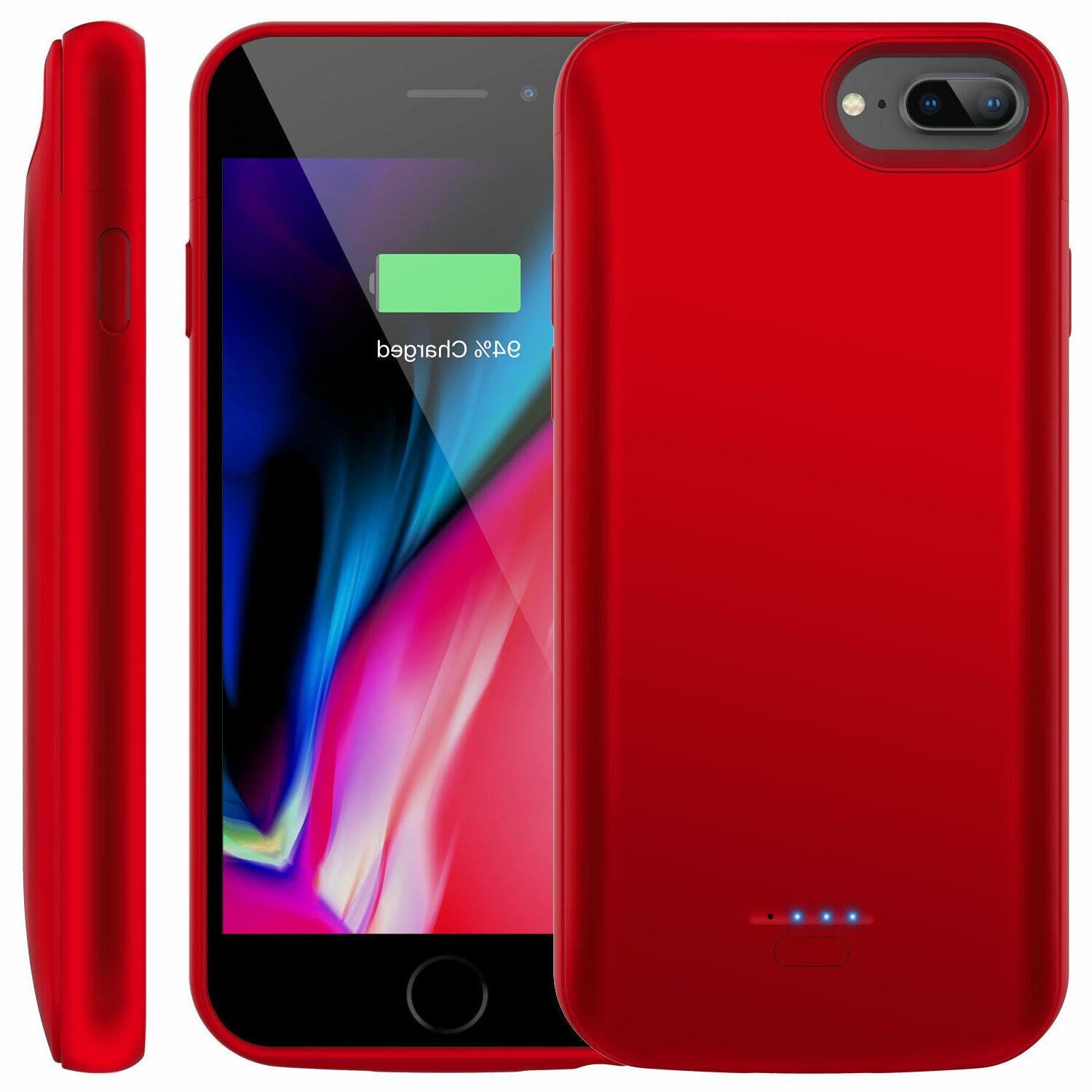 For Apple iPhone 7/7 Plus/8/8 Plus Power Cover