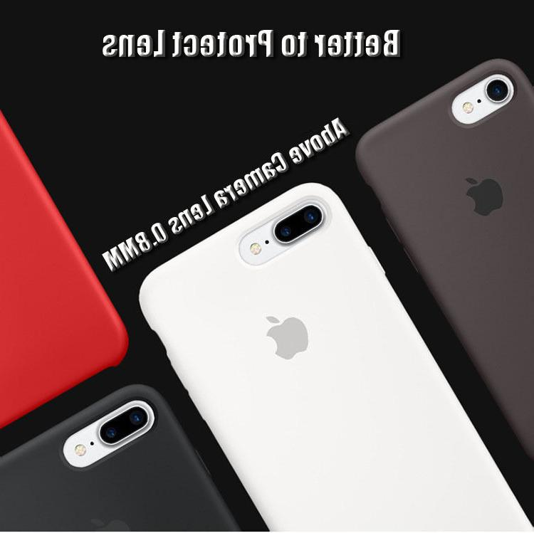 For Apple XS Max XS 7 OEM Silicone Case