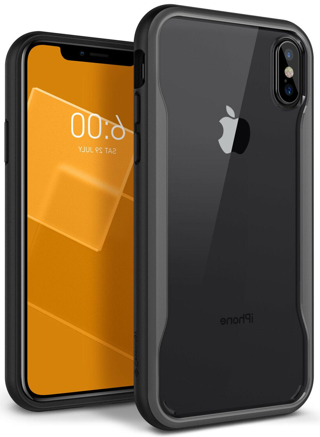 For Apple iPhone XS / X Caseology®  Shockproof Slim TPU Cov