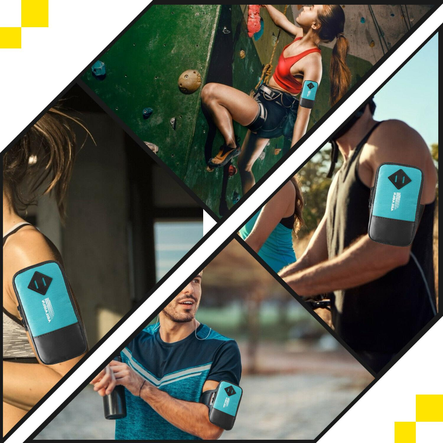 Armband Gym Bag For Note 10+ iPhone