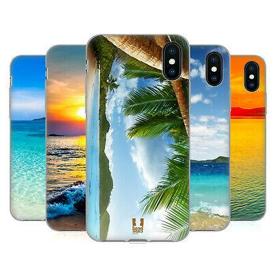 beautiful beaches soft gel case for apple