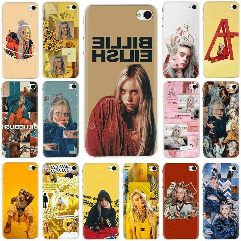 Billie Eilish Style Phone Hard Case Cover For iPhone 7 8 Plu