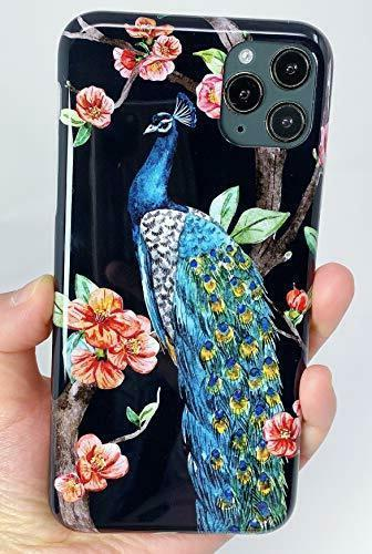 Blingy's iPhone Shockproof High Peacock