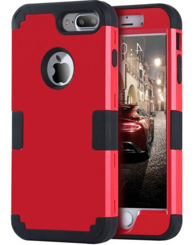 For iPhone 8 Plus Case / iPhone 7 Plus Cover Shockproof Prot