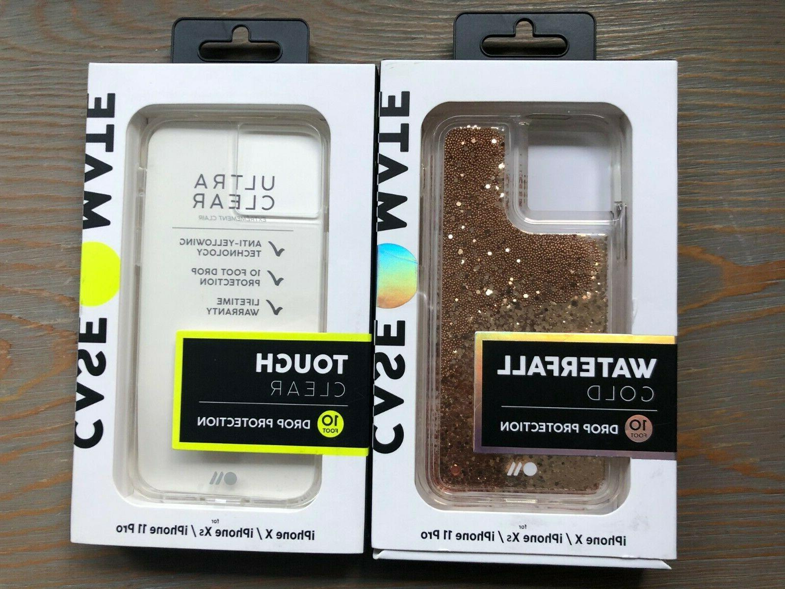 Case-mate iPhone Cases Multiple Colors &