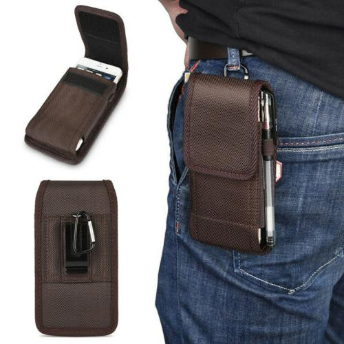 Carrying Belt Clip Pouch iPhone