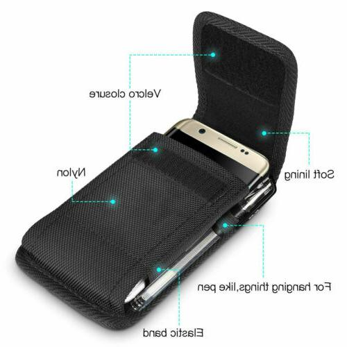 Cell Carrying Belt Clip Case Holster iPhone