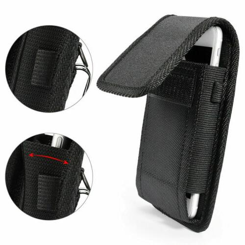 Carrying Belt Case Holster Cover For iPhone