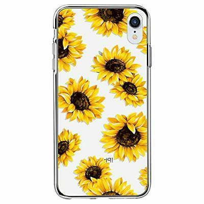 Caka Clear Case Floral