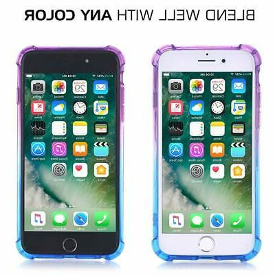 BAISRKE Clear iPhone Plus, Shock Absorption Protective Soft