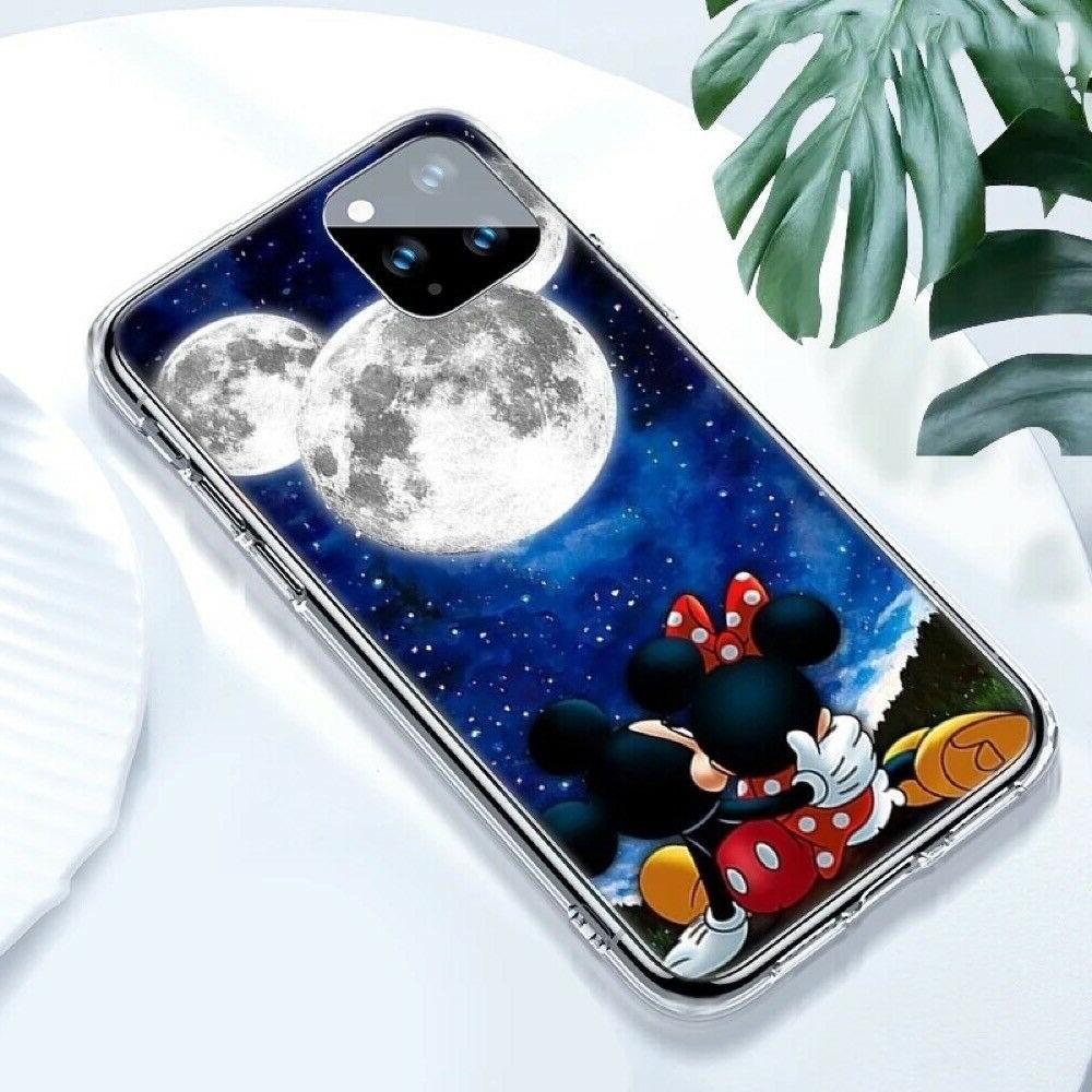 disney collection mickey minnie mouse silicone iphone