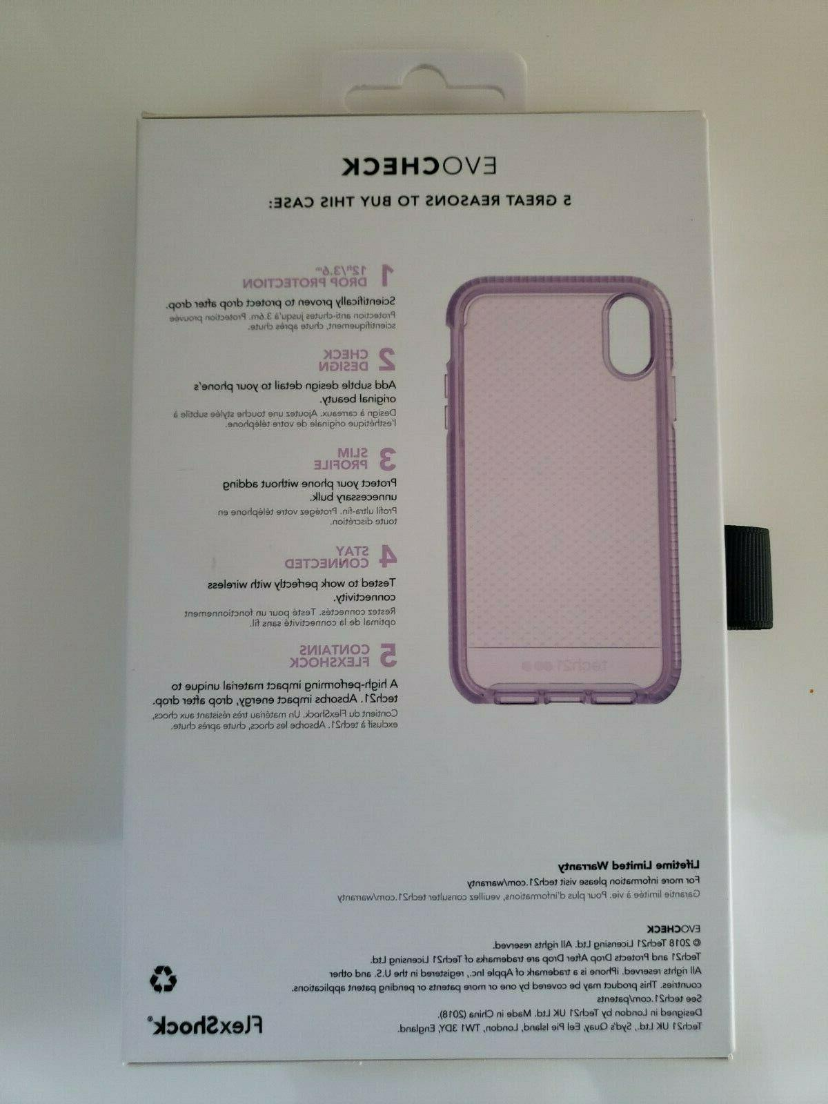 Tech21 Evo Slim Orchid NEW