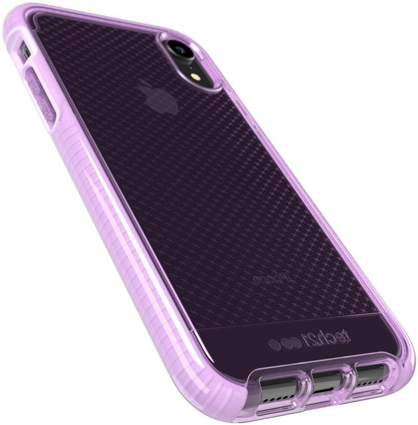 Tech21 Evo Ultra Slim Protection Apple - Orchid NEW