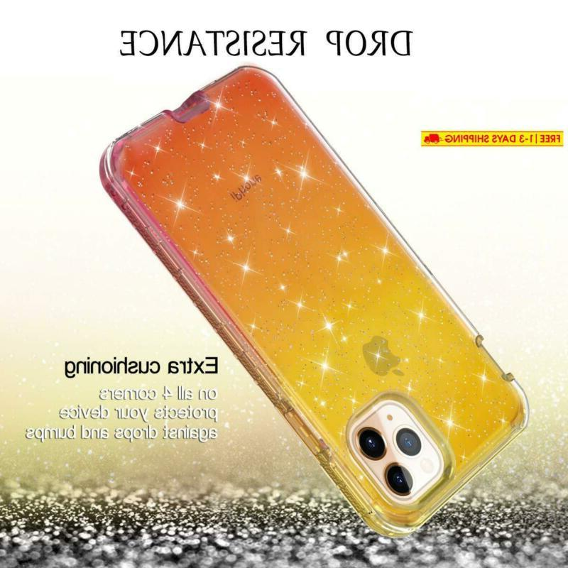 Lontect 11 Pro Case Built-In Screen Protector Glitter Cl