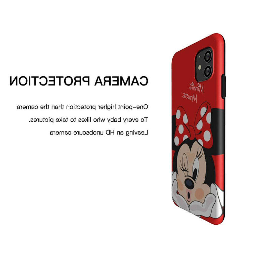 DISNEY COLLECTION iPhone pro max Minnie & Mickey 2 PACS 2020 NEW