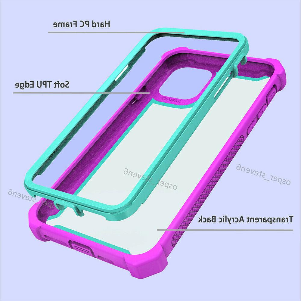 For iPhone Pro Max Heavy Shockproof Case