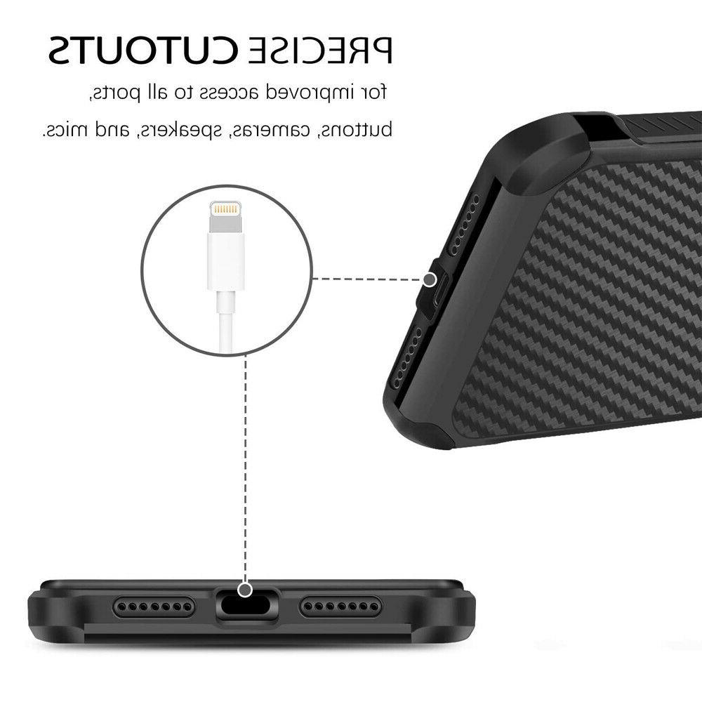 For iPhone Carbon Hard
