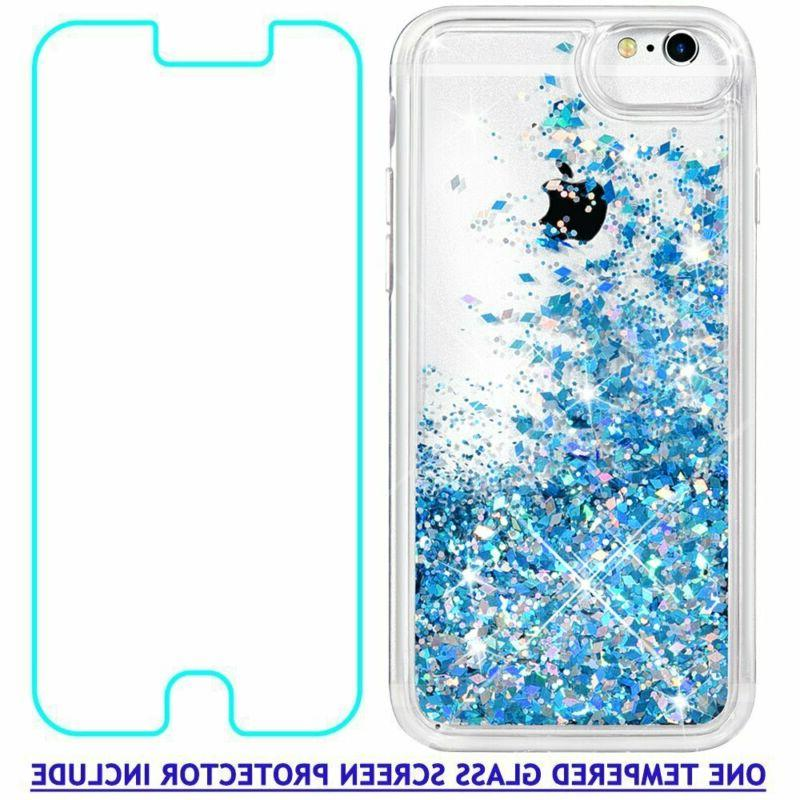Iphone 6 6S 7 6S Case Tempered Glass Pro