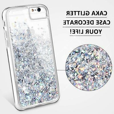 For 7 iPhone Case with Tempered Screen