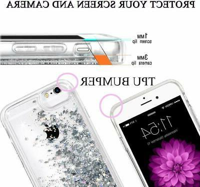 For 6 6S 7 8 Case, For iPhone Case with Tempered